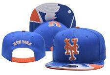 New York Mets MLB Baseball Embroidered Hat Snapback Adjustable Cap
