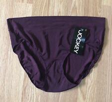 NWT Jockey Womens Hipster Panty Size 7