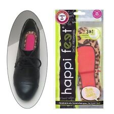 Happi Feet Shoe Trainers Fresheners Vanilla 1 Pair Odour Control Insoles