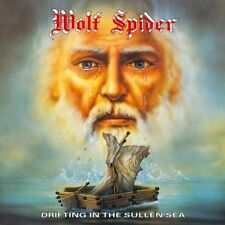 CD WOLF SPIDER Drifting in the Sullen Sea