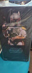 Hot Toys MMS574 Star Wars ESB EP V Boba Fett 1:6 Figure 40th Anniversary
