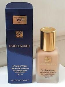 Estee Lauder Double Wear Stay-in-Place Makeup 30ml - 3W1 Tawny