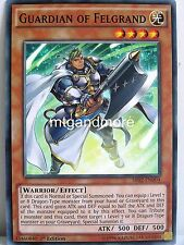 Yu-Gi-Oh - 2x Guardian of Felgrand - SR02 - Structure Deck Rise of the True Drag