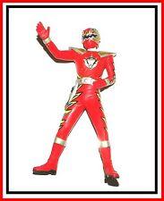 Power Rangers Sentai Hero Vinyl Figure _ Dino-Thunder Red Triassic Ranger