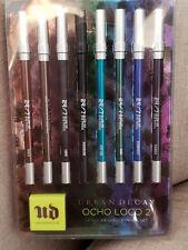 BNIB Urban Decay 24/7 Eyeliner Ocho Loco 2 Set Discontinued. Rare. Eye Pencil.