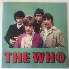 1967 The Who Concert Tour Program