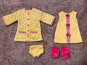 American Girl Julie's Pajamas & Robe