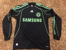 Chelsea FC Youth Size Large Adidas Goalkeeper Jersey