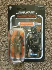 "Star Wars Vintage Collection Mandalorian 3.75"" Figure VC166"