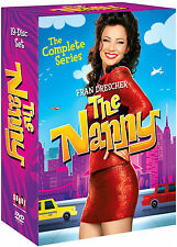 THE NANNY Complete Season Series 1 2 3 4 5 6 1-6 Collection Boxset NEW DVD