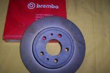 Ferrari Mondial 8 Rear Brake Rotor # 115078  New Brembo