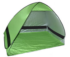 Pop up Zelt Automatik Strandmuschel Beach Tent Sonnenschutz UV Wurfzelt