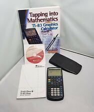 More details for texas instruments ti-83 plus graphic calculator graphing ti83+ scientific bundle