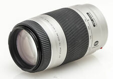 Minolta AF Zoom 75-300mm 1:4.5(32)-5.6 75-300 mm D Sony Dynax silber