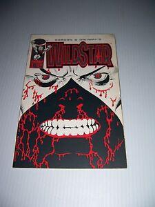 Image Wildstar 1 March Comic Book