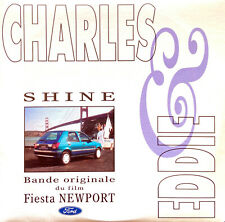 Charles & Eddie CD Single Shine - France (EX/EX+)