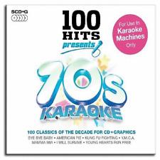 5 CDG CD+G Karaoke Box - Die 100 größten Hits der 70'er Vol.1 - Best of 70s  Neu