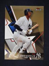 2018 Topps Finest Base #22 Didi Gregorius - New York Yankees
