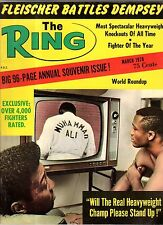 1970 Ring March Muhammad Ali (Cassius Clay) - Who is the real Heavyweight Champ?