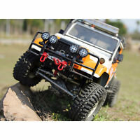 RC Rock Crawler 1:10 Accessory Tow Hook for Axial SCX10 RC Truck Trailer Hook sP