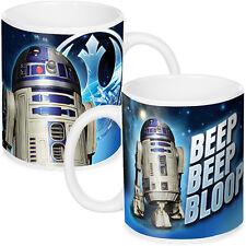 NEW Star Wars Movie MUSICAL R2D2 Beep Bloop Coffee Mug Christmas Gift STW020M5