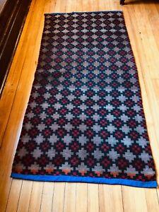 Tibetan Khaden- Sleeping Carpet- BEEFY pile in great shape!