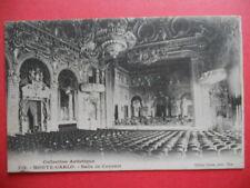 MONTÉ-CARLO  :  La Salle de Concert.......VO.1905.