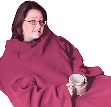 Aidapt Sleeved Fleece blanket   Vm936eb