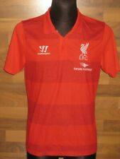 2014-15 Liverpool Polo T-Shirt Warrior (M) Jersey Trikot Camiseta Maglia Maillot