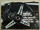 MORRIS 1300 GT Car Sales Brochure Aug 1968-69 #2678