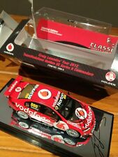 Craig Lowndes Signed 1:43 Model 2012