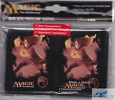 RED MANA CHANDRA PLANESWALKER ULTRA PRO deck protector card sleeves FOR MTG CARD