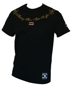 Muay Thai t-shirt, Muay-thai for life, MMA