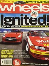 Wheels Magazine May 2009 - VW Golf GTI The Hot Hatch To Have