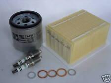 BMW R1100S großer Service Kit Luft Öl Filter Zündkerzen Unterlegscheiben