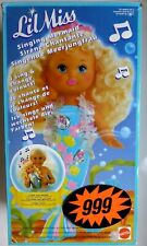 MATTEL VINTAGE** LIL MISS MERMAID **NEW IN BOX