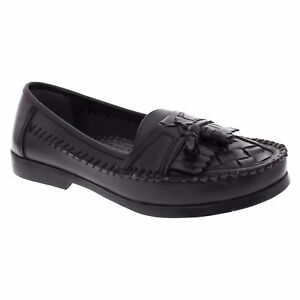 Deer Stags Men's Herman Slip-On Loafer, Black 9.5M US ( Brand New with the Box )