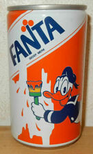 DONALD DUCK DISNEY FANTA can from HOLLAND (33cl)