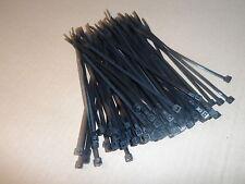 Colliers de serrage Rilsan Colson Nylon noir 150 mm x 3.6 mm 100 pièces