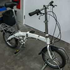Dahon Curve folding bike bike  (669)