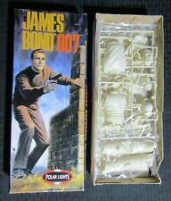 1999 James Bond 007 Polar Lights Model Kit #5035 Sealed Contents / 6.5 Open Box