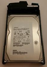 "Hitachi HGST - 450GB SAS 15,000rpm 15K 3.5"" hard drive HDD w/ tray caddy 0B23491"