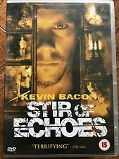 Kevin Bacon MESCOLARE DI ECHOES 1999 Supernatural/Haunted House Horror UK DVD