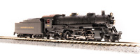 BROADWAY LIMITED 5727 N SCALE USRA Light Mikado PRR 9630 Paragon3 Sound/DC/DCC *