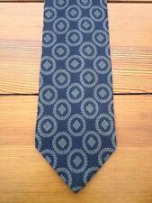 """Giorgio Armani Cravatte 100% Italian Silk Designer Classic 3.75"""" Wide Tie Italy"""