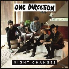 "ONE DIRECTION ""NIGHT CHANGES"" CD SINGLE NEU"