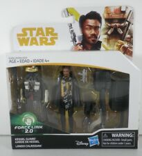 Star Wars Kessel Guard and Lando Calrissian 2018 Force Link 2.0 Solo Sealed