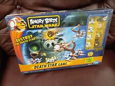 Angry Birds Star Wars - Jenga Death Star Game - New!