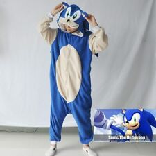 New Sonic the Hedgehog Men's Pajama Size Large Free Shipping