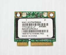 ATHEROS AR5B05 WIRELESS CARD T77H126-SONY VAIO PCG-4T1L VPCW111XX NETBOOK LAPTOP